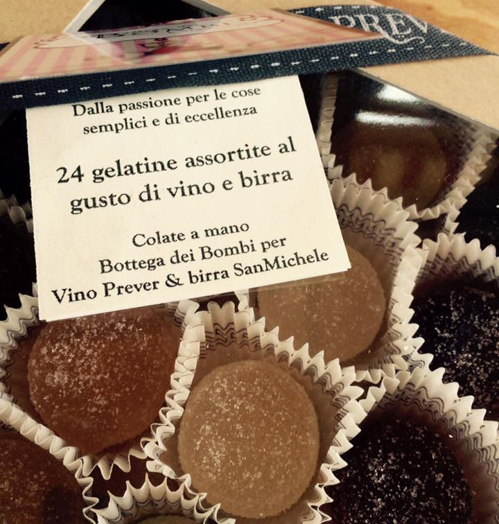 foto gelatine al vino e alla birra Prever natale 2016